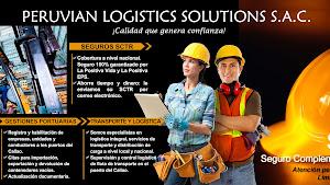 Peruvian Logistics Solutions S.A.C. 3