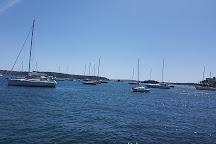 Elizabeth Bay Marina, Sydney, Australia