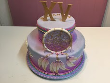 Fondant Cake House mexico-city MX