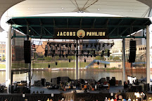 Jacobs Pavilion at Nautica, Cleveland, United States