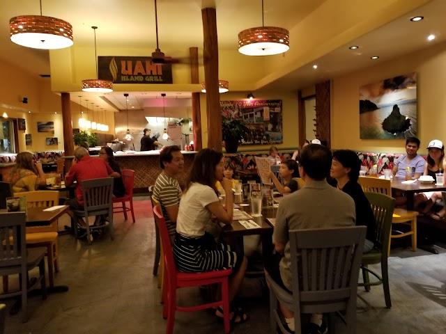 Uahi Island Grill