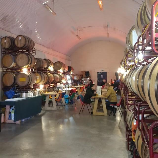 Cloudwater Barrel Store Tap Room