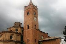 Abbazia di Monte Oliveto Maggiore, Asciano, Italy