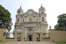 Sts. Peter & Paul's Church (Sv. Apastalu Petro ir Povilo Baznycia), Vilnius, Lithuania