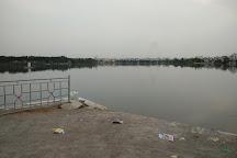 Saroornagar Lake, Hyderabad, India