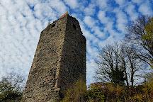 Ruine Laufenburg, Laufenburg, Switzerland