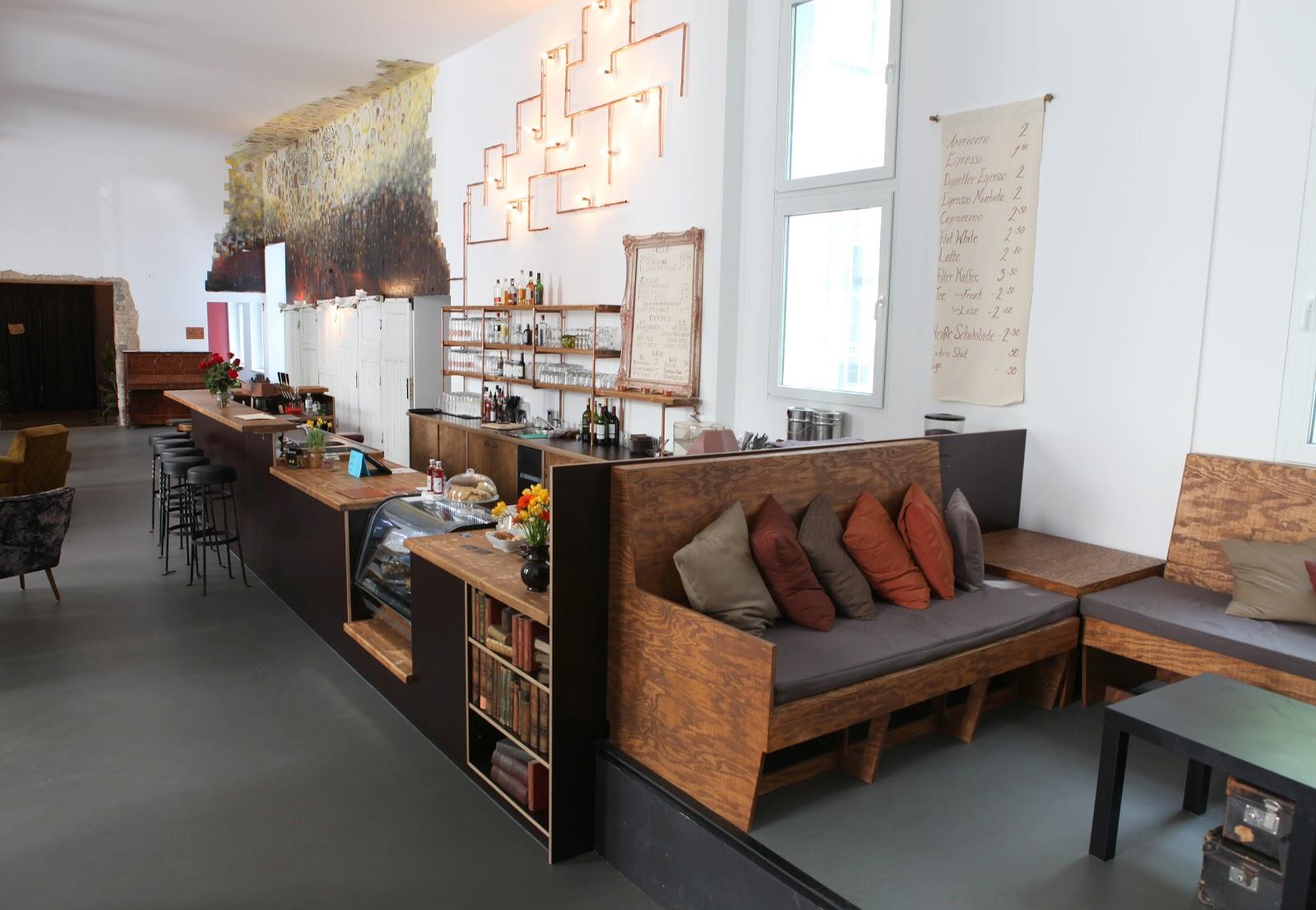 Prachtwerk: A Work-Friendly Place in Berlin