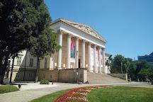 Hungarian National Museum (Magyar Nemzeti Muzeum), Budapest, Hungary