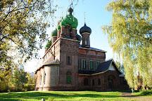 St. John the Baptist Church, Yaroslavl, Russia