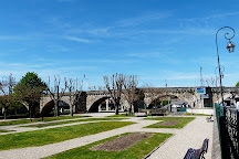 Le Pont Vieux (The Old Bridge), Carcassonne Center, France