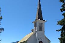 Little White Church (Evangelische Lutherische Kirche), Elbe, United States