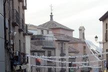 Church of Santiago del Arrabal, Toledo, Spain