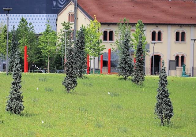 Giardino di Via De Castillia