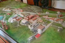 Parco Museo Minerario, Abbadia San Salvatore, Italy