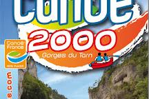 Canoe 2000, La Malene, France