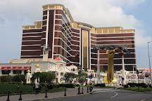 Skycab Cable Car (Wynn Palace), Macau, China