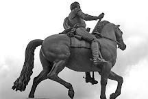 Statue equestre d'Henri IV, Paris, France