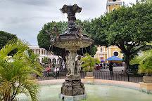 Parque Colon de Granada, Granada, Nicaragua