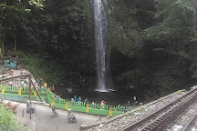 Waterfall Lembah Anai, Padang, Indonesia