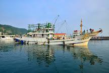 Bisha Fishing Harbor, Zhongzheng District, Taiwan