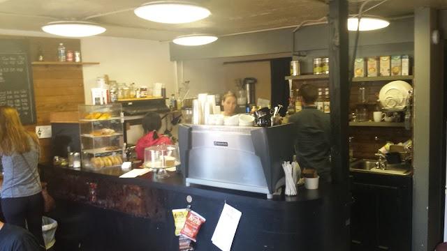 B Street Coffee House