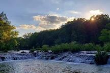 Blue River, Tishomingo, United States