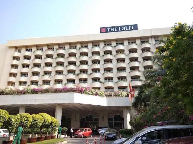 THE LALIT, MUMBAI