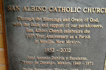 Basilica of San Albino, Mesilla, United States