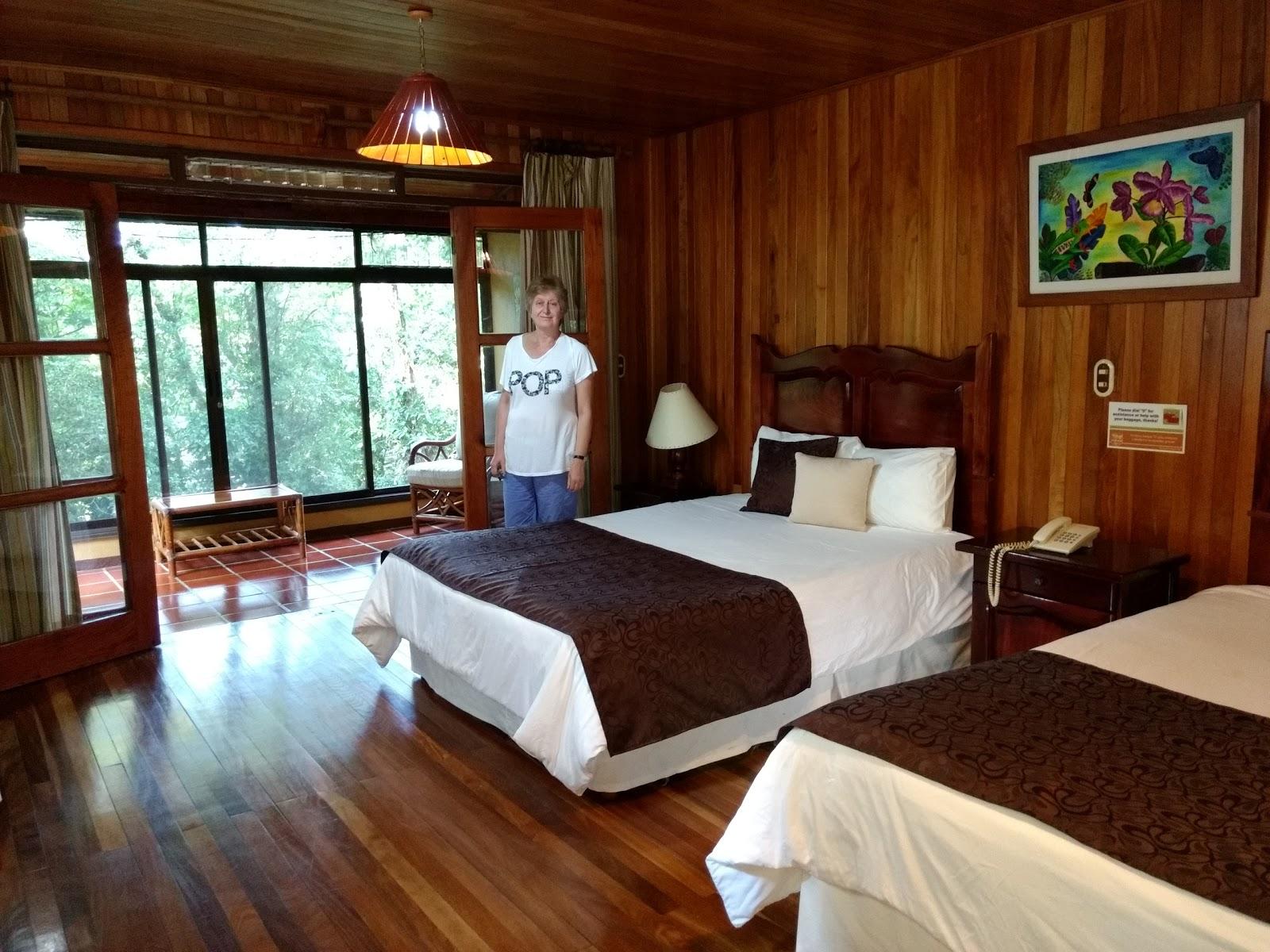 Manakin Lodge Monteverde Map - Santa Elena, Costa Rica - Mapcarta