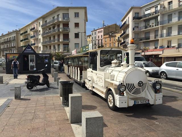 Petit Train de Sète