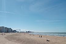 Plage d'Ostende, Ostend, Belgium