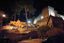Castello Aragonese, Piazza Armerina, Italy