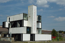 Verbeke Foundation, Stekene, Belgium