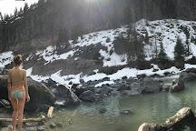 Keyhole Hot Springs, Pemberton, Canada
