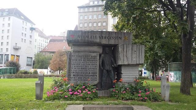 Gedenkstätte für die Opfer der Gestapo Wien
