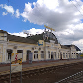 Железнодорожная станция  Bobruisk