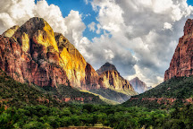 Zion's Main Canyon, Zion National Park, United States