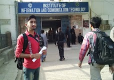 IICT Building University Of Sindh hyderabad