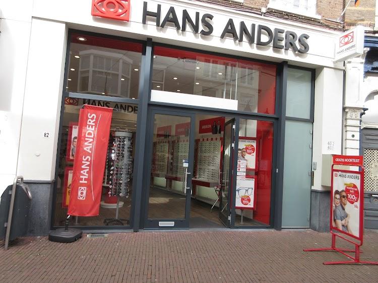 Hans Anders Opticien Arnhem Centrum Arnhem