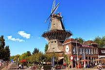 De Gooyer Windmill, Amsterdam, The Netherlands
