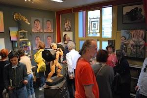 Kunst & Bilderrahmen @factory18 - Gemälde, Schattenfugenrahmen nach Mass kaufen Wien