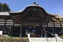 Sekiunin, Makinohara, Japan
