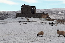Auchindoun Castle, Dufftown, United Kingdom