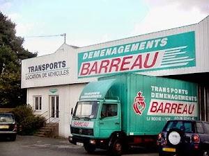 ATB Barreau Déménagements (siège à Aubigny)