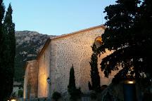 Iglesia de San Juan Bautista, Deia, Spain