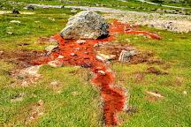 Monumento Natural El Morado, O'Higgins Region, Chile