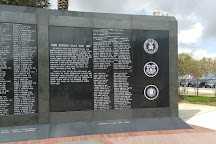 Veterans Memorial Wall, Jacksonville, United States