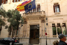 Parlament de les Illes Balears, Palma de Mallorca, Spain