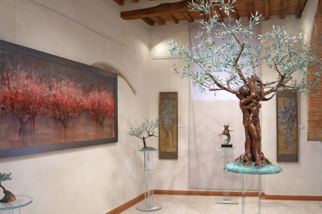 Vitalita Cultural Association, San Gimignano, Italy