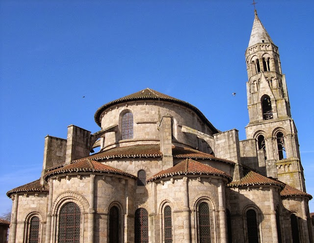 Eglise du Pont de Noblat